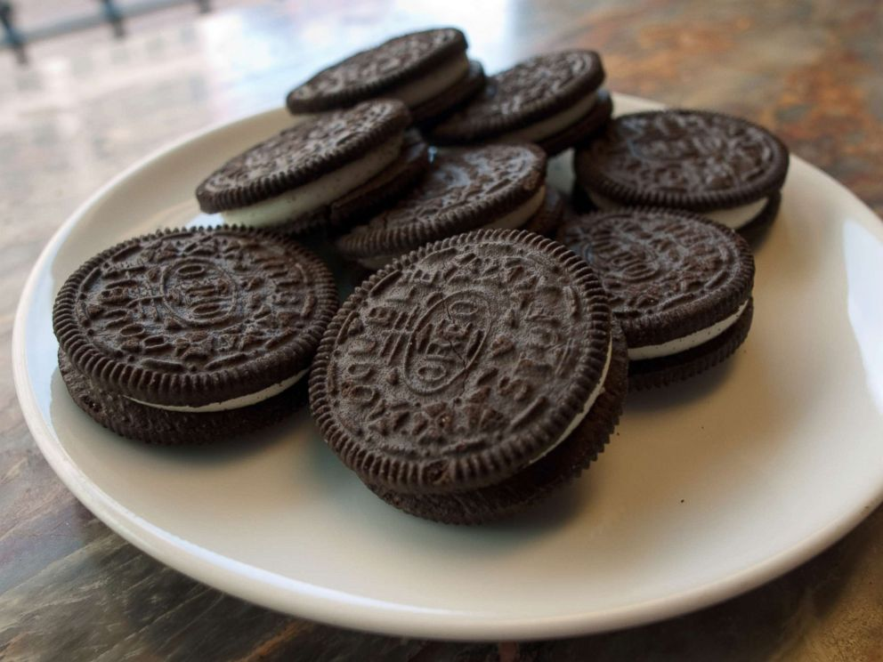 PHOTO: A plate of Oreo cookies, March 7, 2012.