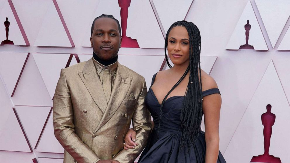 Oscars 2021: Stylish couples hit the red carpet