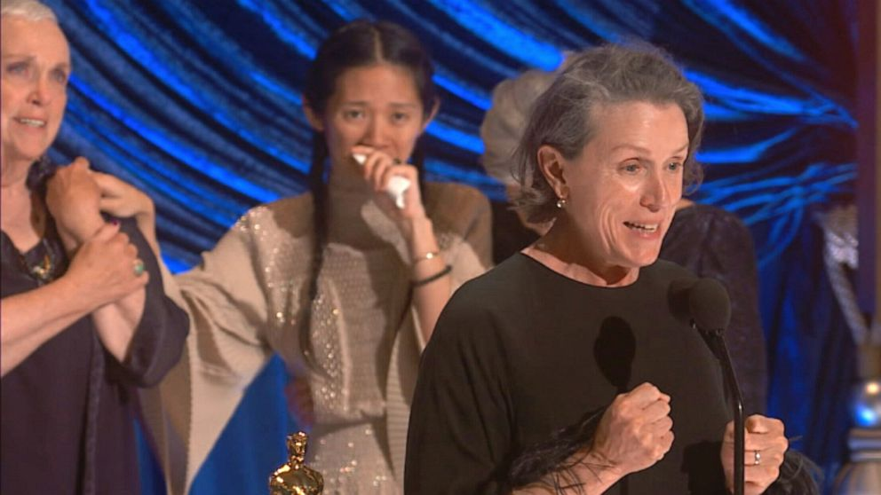 Oscars 2021 recap: Winners, speeches and top moments - ABC News