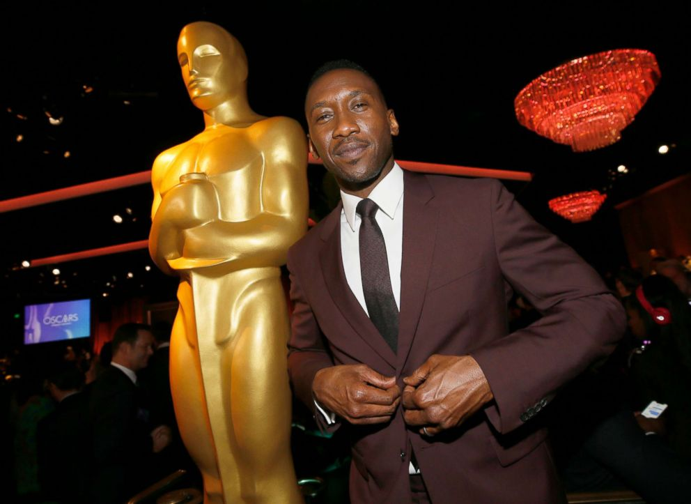 Mahershala Ali attends the 91st Academy Awards Nominees Luncheon at The Beverly Hilton Hotel, Feb. 4, 2019, in Beverly Hills, Calif.