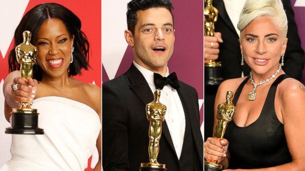 What's next for Oscar winners Regina King, Rami Malek, Lady Gaga and more