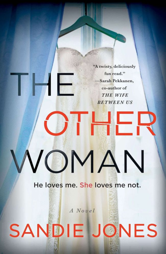 PHOTO: The Other Woman by Sandie Jones