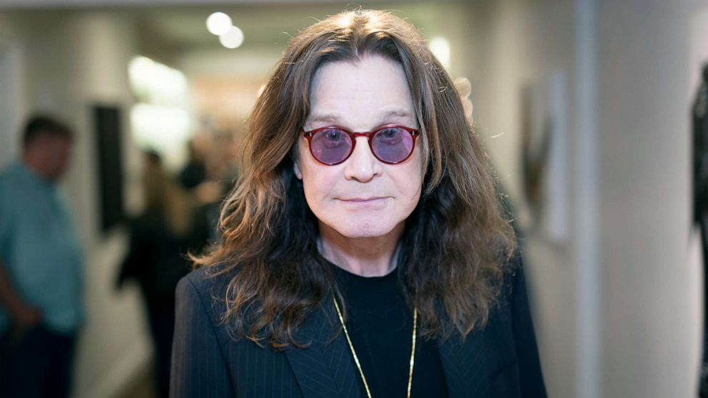Ozzy Osbourne opens up about Parkinson's diagnosis