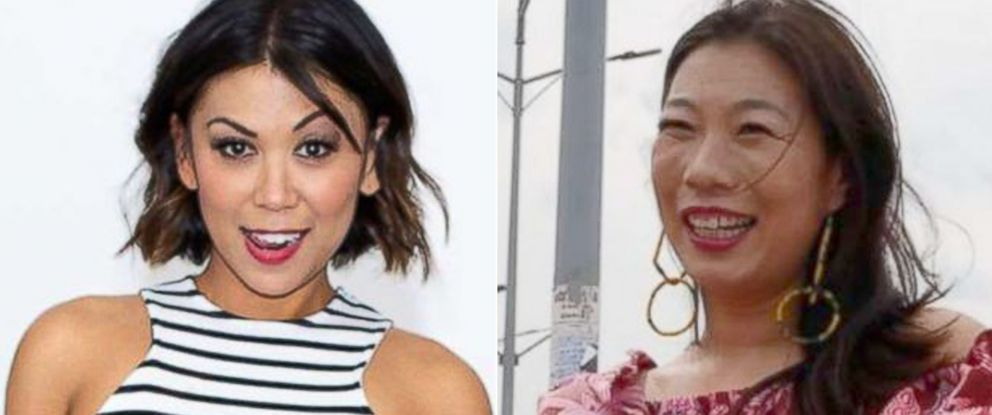 PHOTO: Actress Tess Paras and comedian Kristina Wong are shining a light on mental illness in the Asian-American community.