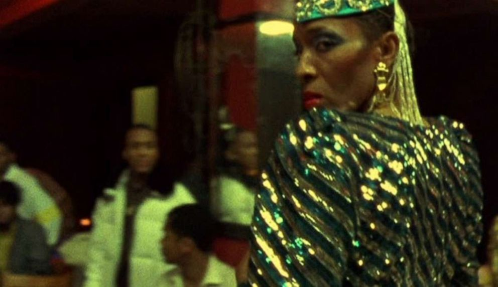 PHOTO: Pepper LaBeija is shown in this scene from the movie Paris Is Burning.
