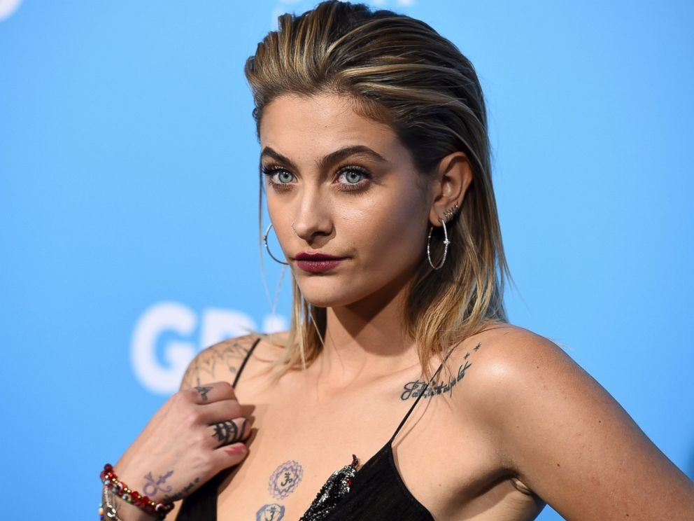 Paris Jackson checks into mental health facility