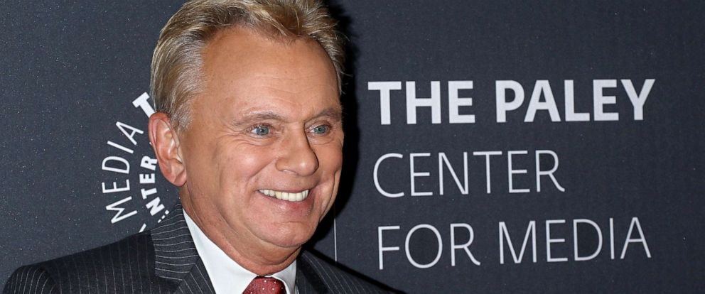 PHOTO: TV personality Pat Sajak attends The Wheel of Fortune: 35 Years as Americas Game hosted by the Paley Center for Media, Nov. 15, 2017, in New York City.