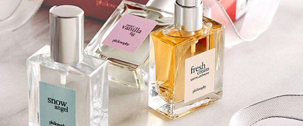 PHOTO: The philosophy 3-Piece fragrance gift set is listed at the Black Friday sale price of $34.95 on QVCs website.