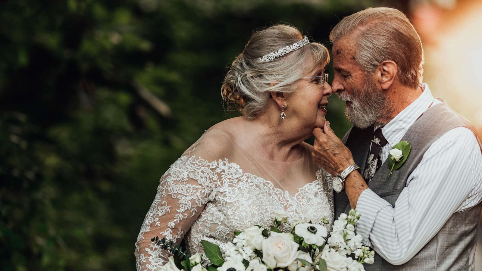 Photographer Captures Her Own Grandparents In Stunning