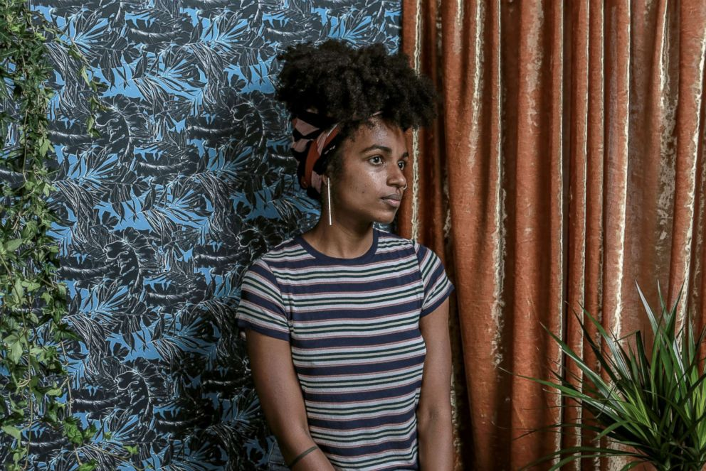 Yagazie Emezi, photographer from Lagos, Nigeria.