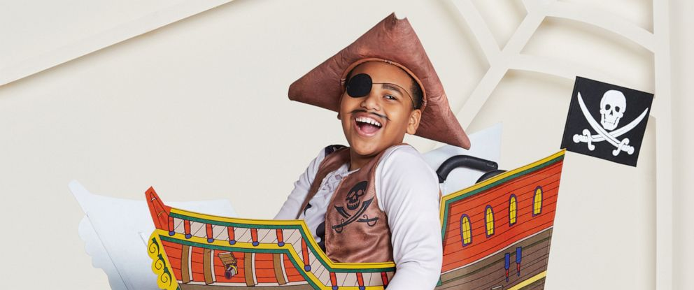 PHOTO: As part of their new Hyde and Eek! Boutique, Target is releasing a line of kids adaptive Halloween costumes.
