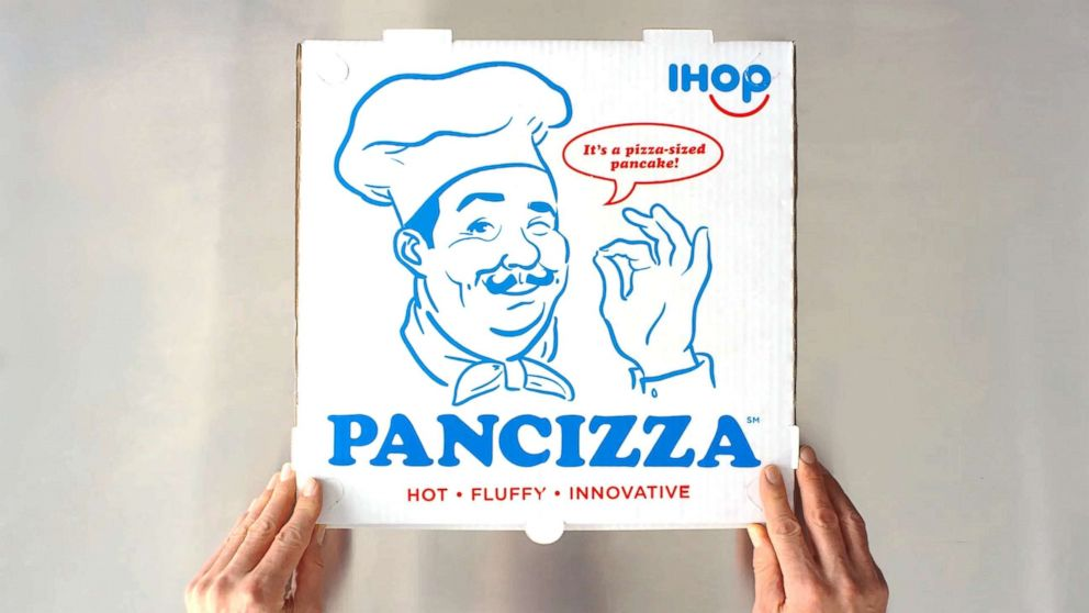 PHOTO: IHOP announced its new Pancizza for National Pizza Day available for a limited time at participating locations