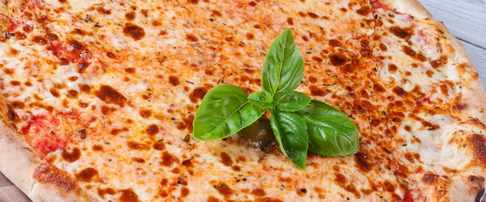 PHOTO: A margharita pizza is seen here in a stock photo.