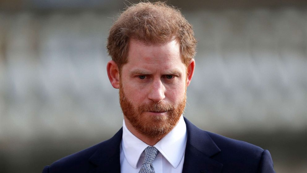 Rumors swirl around Prince Harry speaker series at big banks