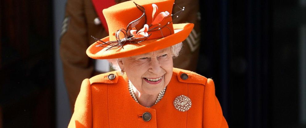 PHOTO: Britains Queen Elizabeth departs an engagement at the Science Museum in London March 7, 2019.