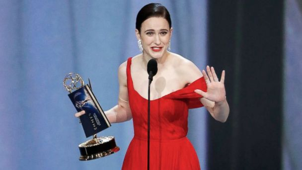 2018 Emmy Winners list: 'The Marvelous Mrs. Maisel' dominates the show