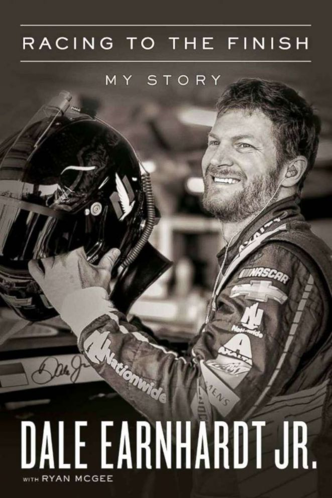 PHOTO: Racing to the Finish: My Story by Dale Earnhardt Jr. is available on Amazon.
