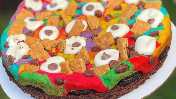 These colorful cookies will make all your rainbow dreams come true