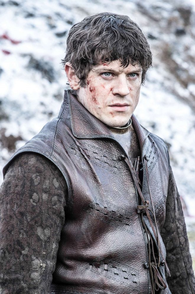 Iwan Rheon, as Ramsay Bolton, in a scene from 'Game of Thrones.'