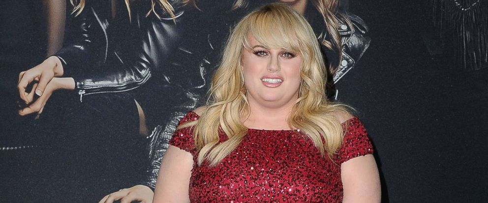 """PHOTO: Actress Rebel Wilson attends the Los Angeles Premiere """"Pitch Perfect 3"""" at the Dolby Theatre in this Dec. 12, 2017 file photo in Hollywood, Calif."""