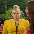 "Adam Devine, Rebel Wilson and Priyanka Chopra star in the film, ""Isn't It Romantic."""