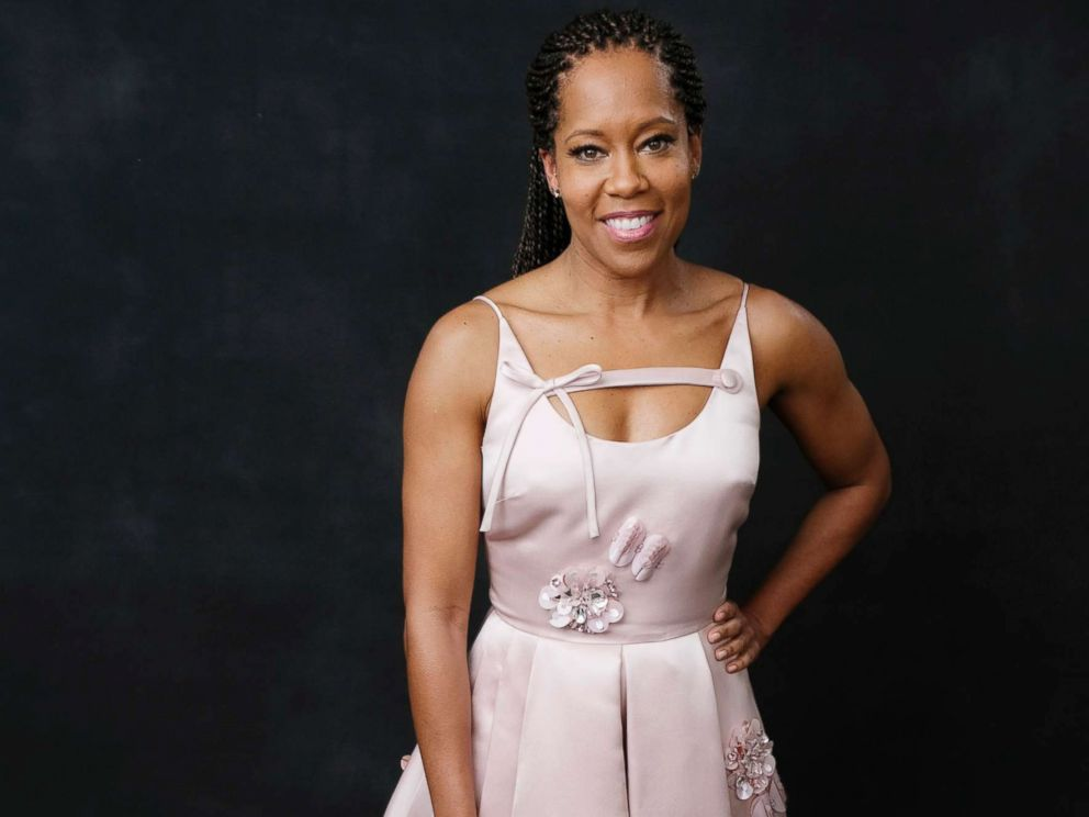 PHOTO: Regina King poses for a portrait at the 91st Academy Awards Nominees Luncheon at The Beverly Hilton Hotel, Feb. 4, 2019, in Beverly Hills, Calif.
