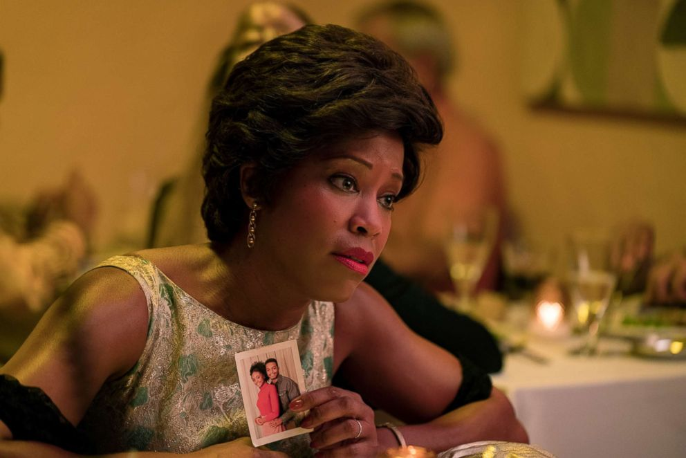 PHOTO: Regina King stars as Sharon in If Beale Street Could talk.