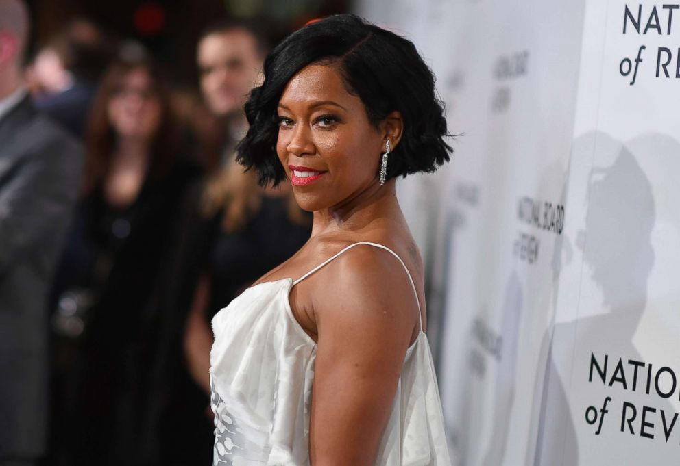 PHOTO: Actress Regina King attends the 2019 National Board Of Review Gala in New York, Jan. 8, 2019.