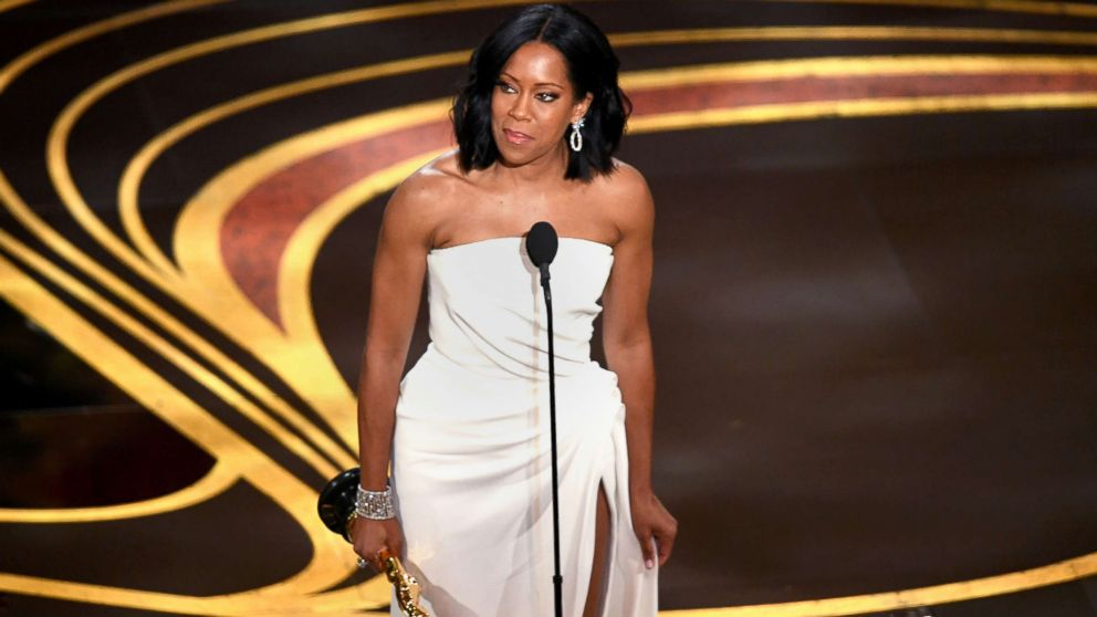 Regina King wins her first Oscar thumbnail
