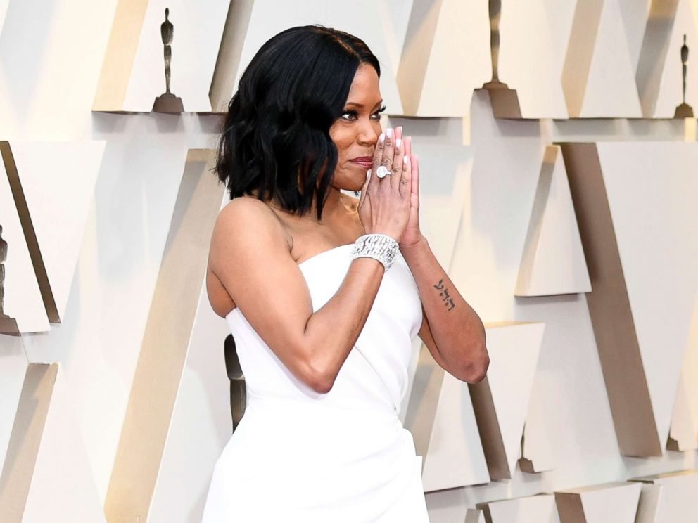 PHOTO: Regina King attends the 91st Annual Academy Awards at Hollywood and Highland, Feb. 24, 2019, in Hollywood, Calif.