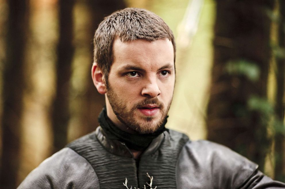 Gethin Anthony, as Renly Baratheon, in a scene from 'Game of Thrones.'