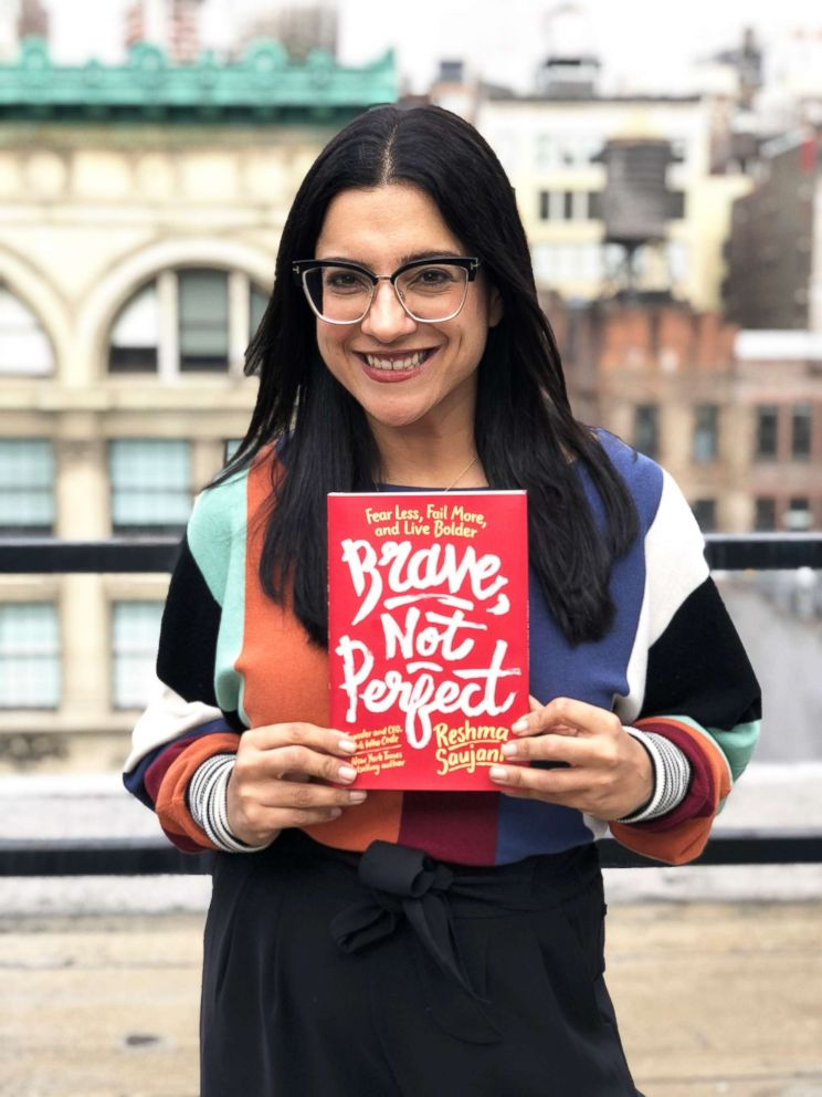 PHOTO: Reshma Saujani, the founder and CEO of Girls Who Code, is on the front lines to close the gender gap in technology.