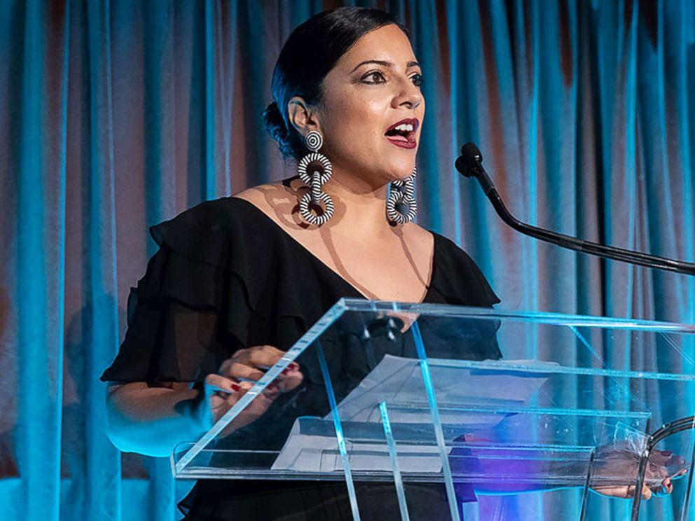PHOTO: In 2010, Reshma Saujani ran for U.S. Congress, but lost the race.