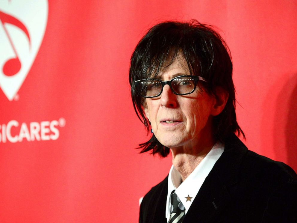 Ric Ocasek of The Cars found dead in NYC apartment