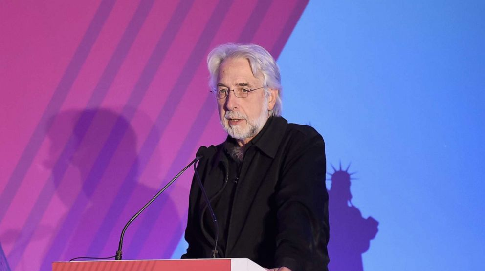 PHOTO: Richard Gingras speaks onstage at Mobile Speed at Times Center Hall during 2016 Advertising Week New York on Sept. 26, 2016 in New York City.