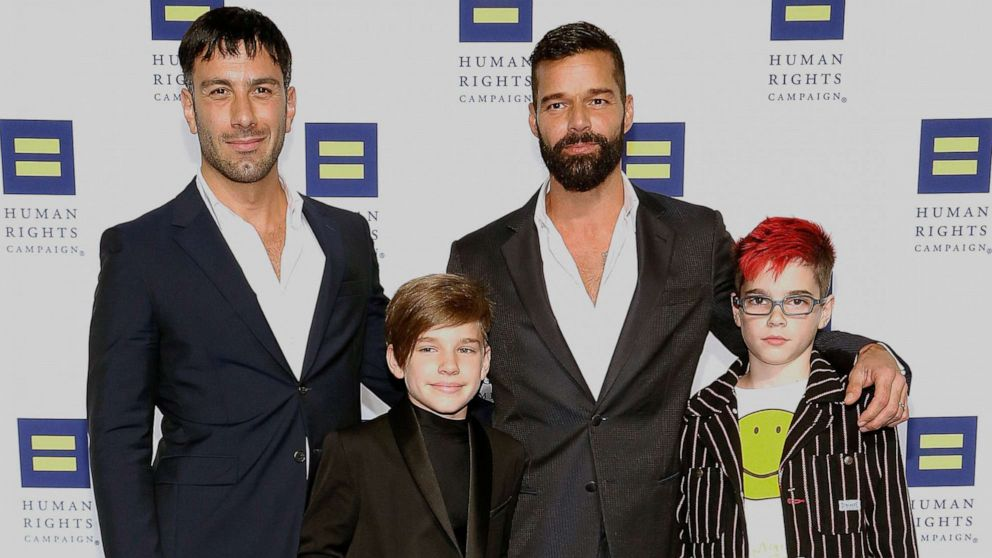 Martin Name Meaning >> It's a boy! Ricky Martin and Jwan Yosef welcome newborn ...
