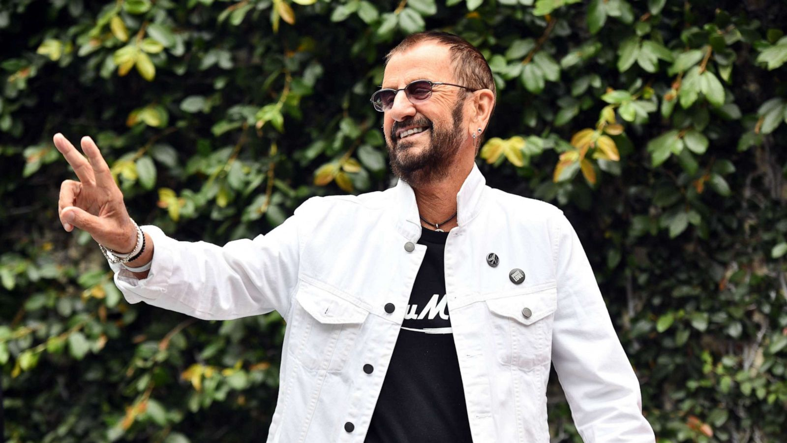 Ringo Starr Plans To Celebrate His 80th Birthday Virtually With Help From His Friends Gma