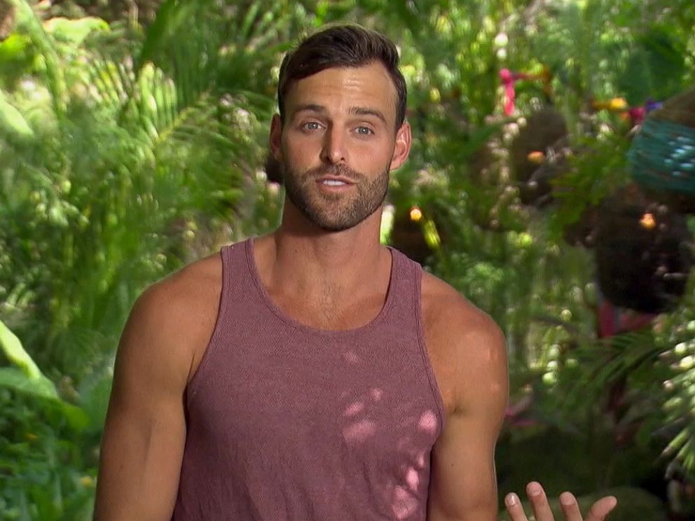 PHOTO: Robby Hayes on Bachelor in Paradise.