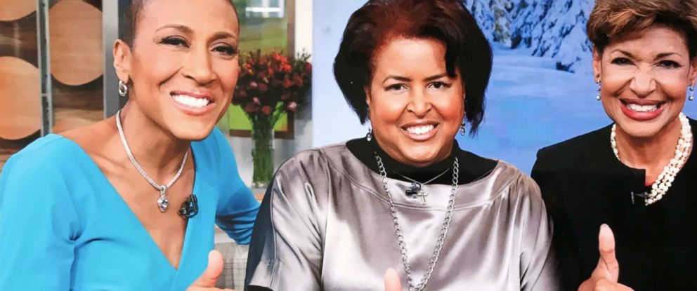 PHOTO: ABC News Robin Roberts and her sisters are pictured in this undated photo.