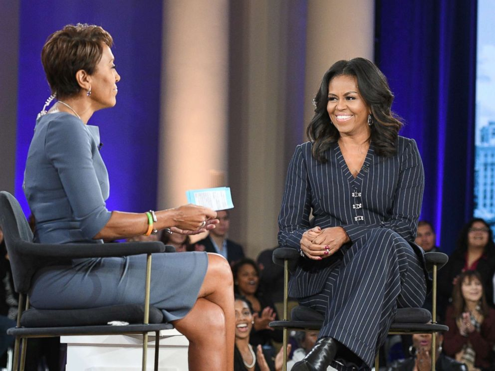 Michelle Obama's memoir highlights prolonged-time scars of miscarriage