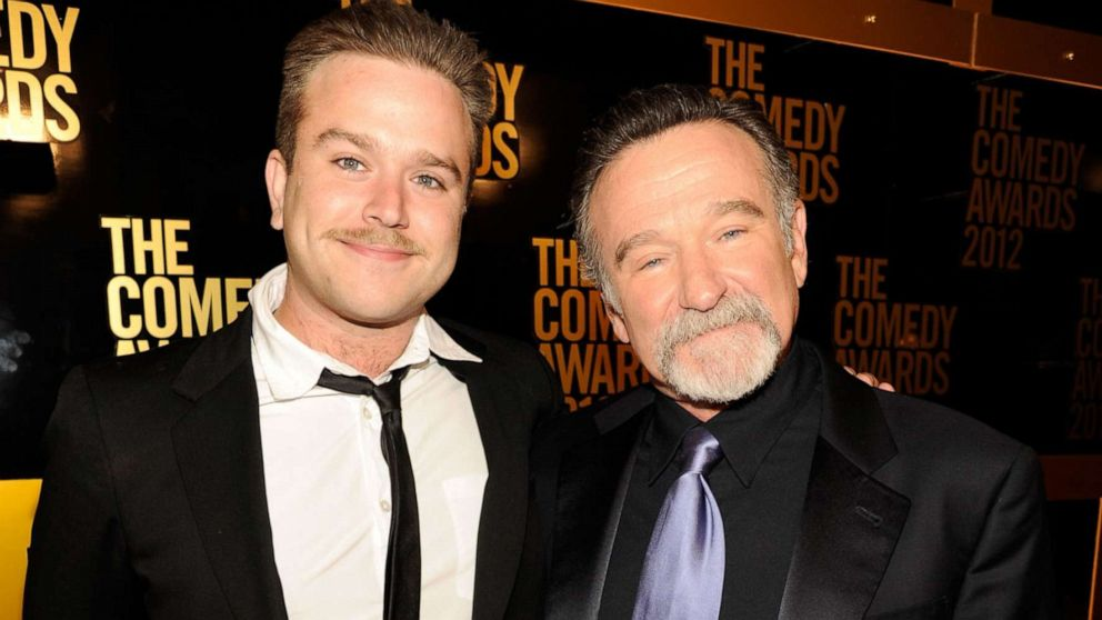 Robin Williams Son Zak Williams Pays Tribute To Dad On Anniversary Of His Death Gma