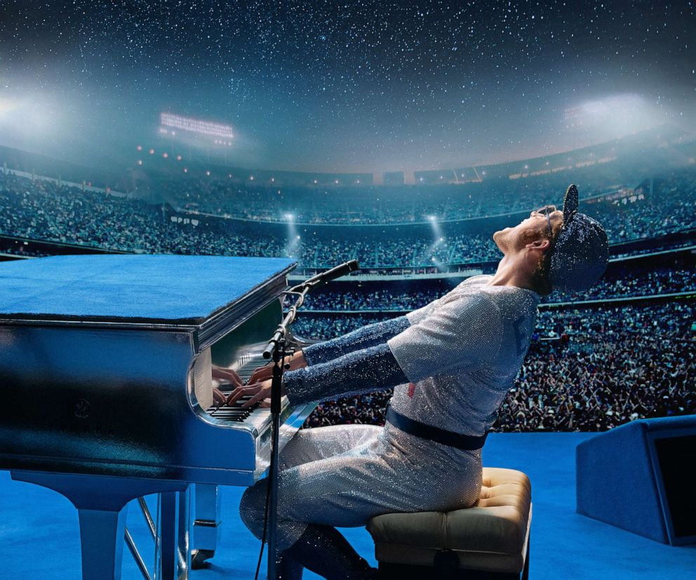 Sir Elton John condemns removal of gay scenes from Rocketman in Russian Federation