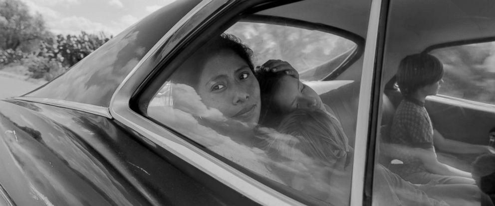 "PHOTO: Yalitza Aparicio stars in the Netflix film, ""Roma."""