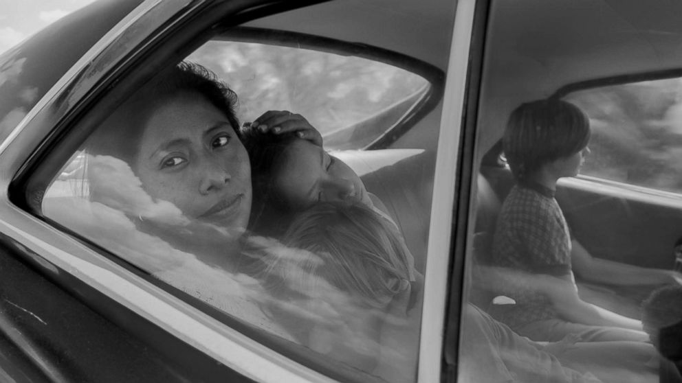 Oscar-nominated stars of Netflix's 'Roma' on why they relate to it personally and what the film means for domestic workers thumbnail