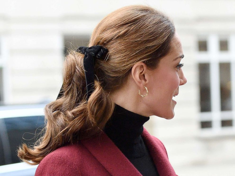 PHOTO: Catherine, Duchess of Cambridge visits a UCL Developmental Neuroscience Lab at UCL London on Nov. 21, 2018, in London.