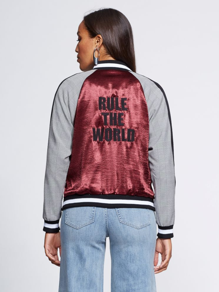 PHOTO: This jacket is part of Gabrielle Unions latest NY & Co. collection.