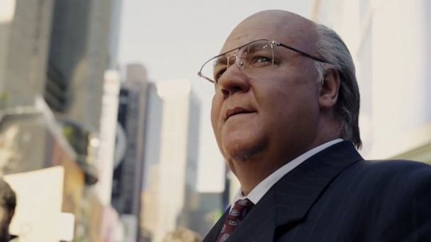 Russell Crowe says playing Roger Ailes in 'The Loudest Voice' went deeper than makeup