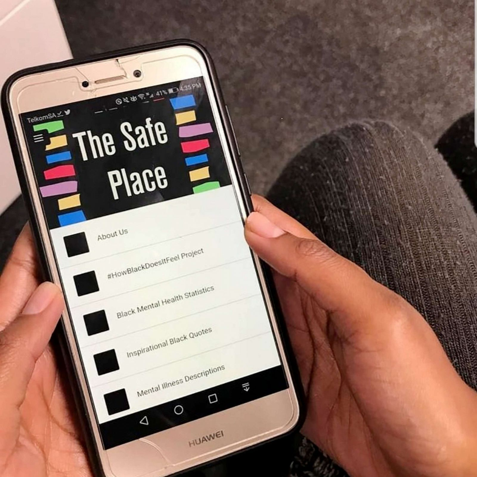 Why I created a mental health app for African Americans - ABC News