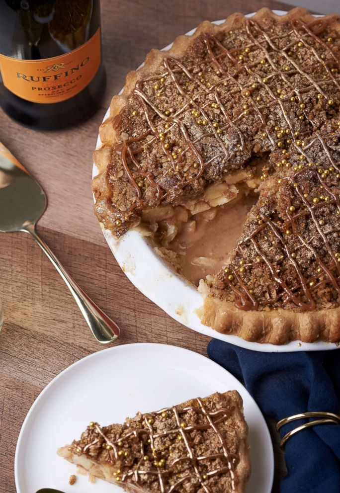 PHOTO: Prosecco pie is here, just in time for the Holidays.