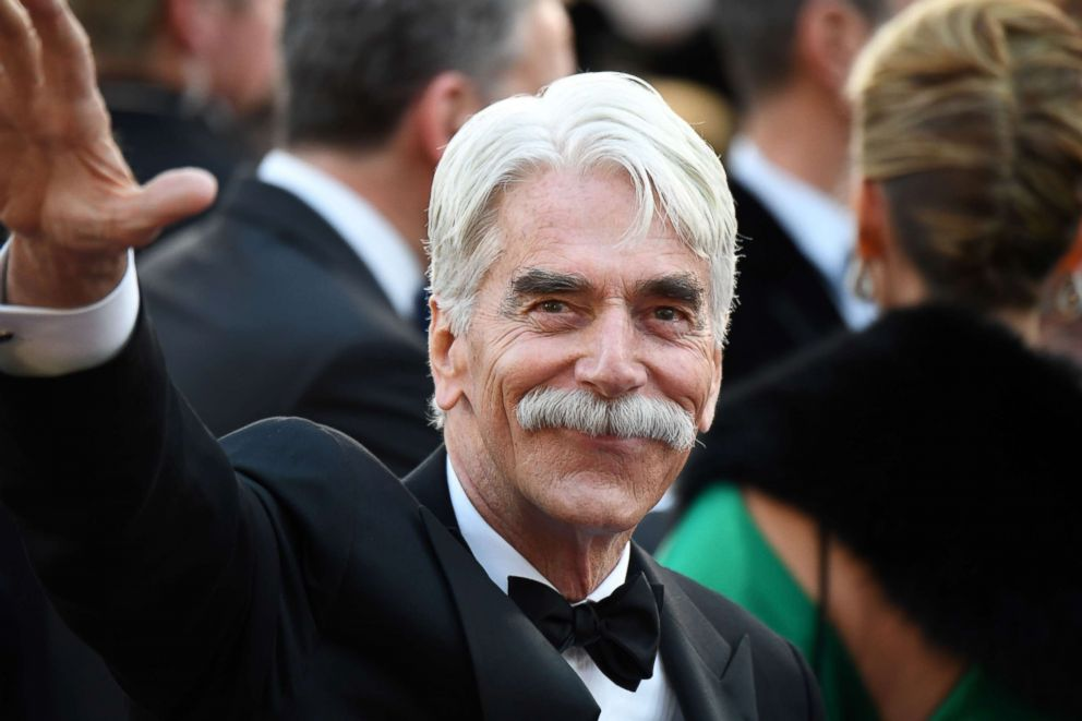 PHOTO: Sam Elliott arrives for the 91st Annual Academy Awards at the Dolby Theatre in Hollywood, Calif., Feb. 24, 2019.